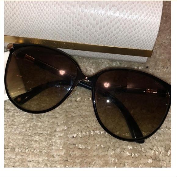 0203a2f1d3c Jimmy Choo Classic Cat eye Sunglasses